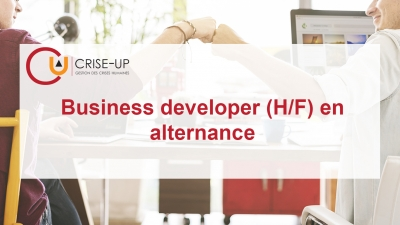 Crise-Up_Business Developer